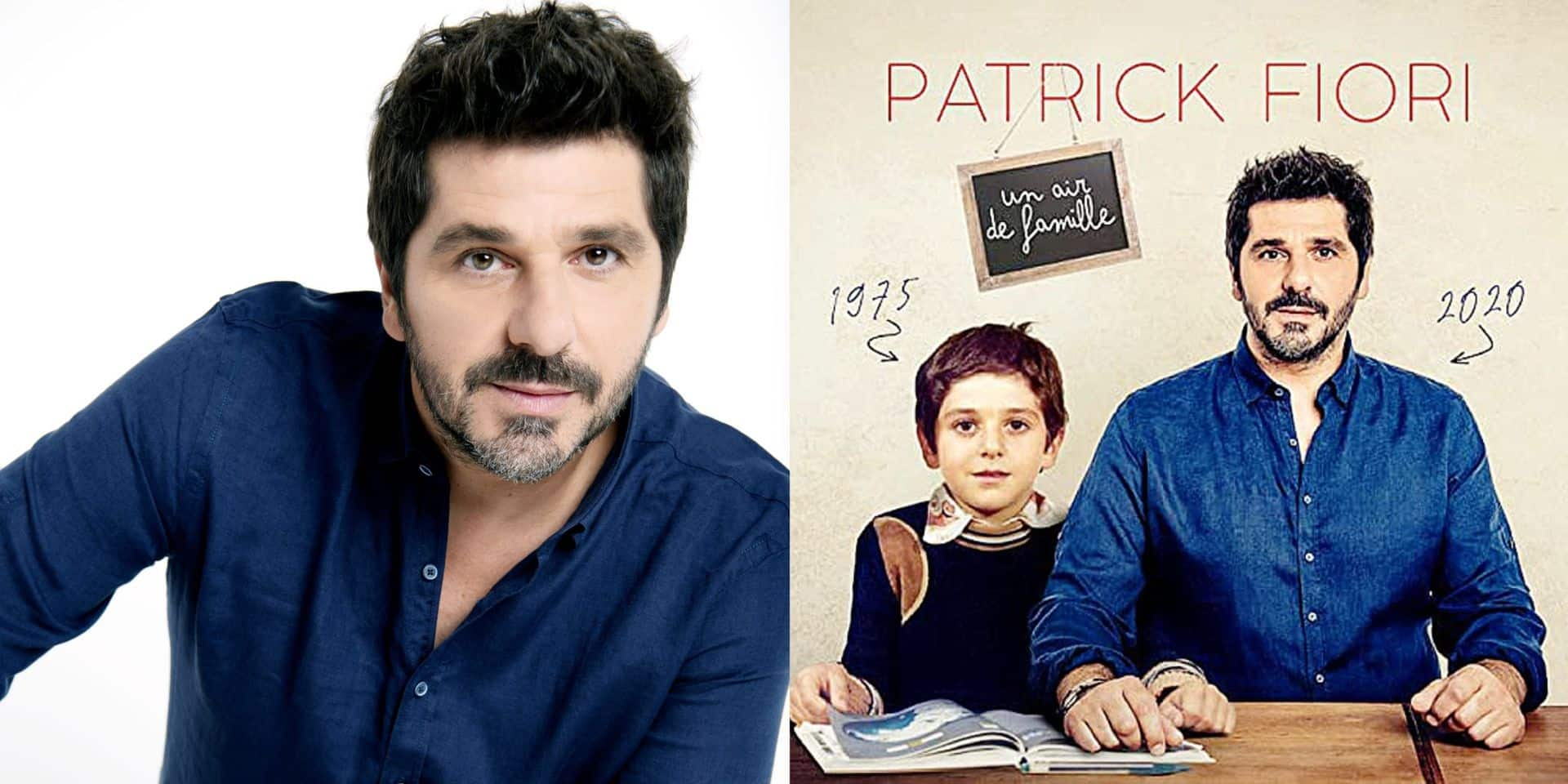 """Patrick Fiori fait un tabac avec son nouvel album, n°1: """"Mon duo avec Florent Pagny? Cela fait 10 ans que je l'attendais!"""""""