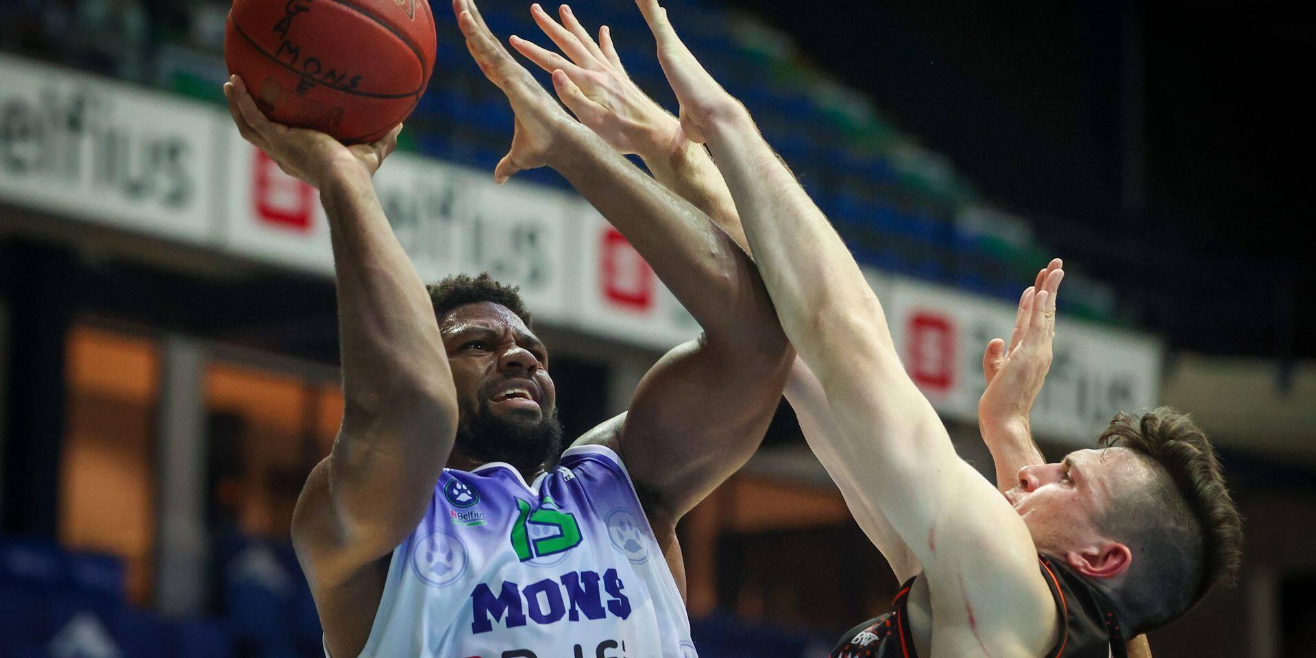 Basket : le duo Rogiers-Tiby trop fort pour les Renards