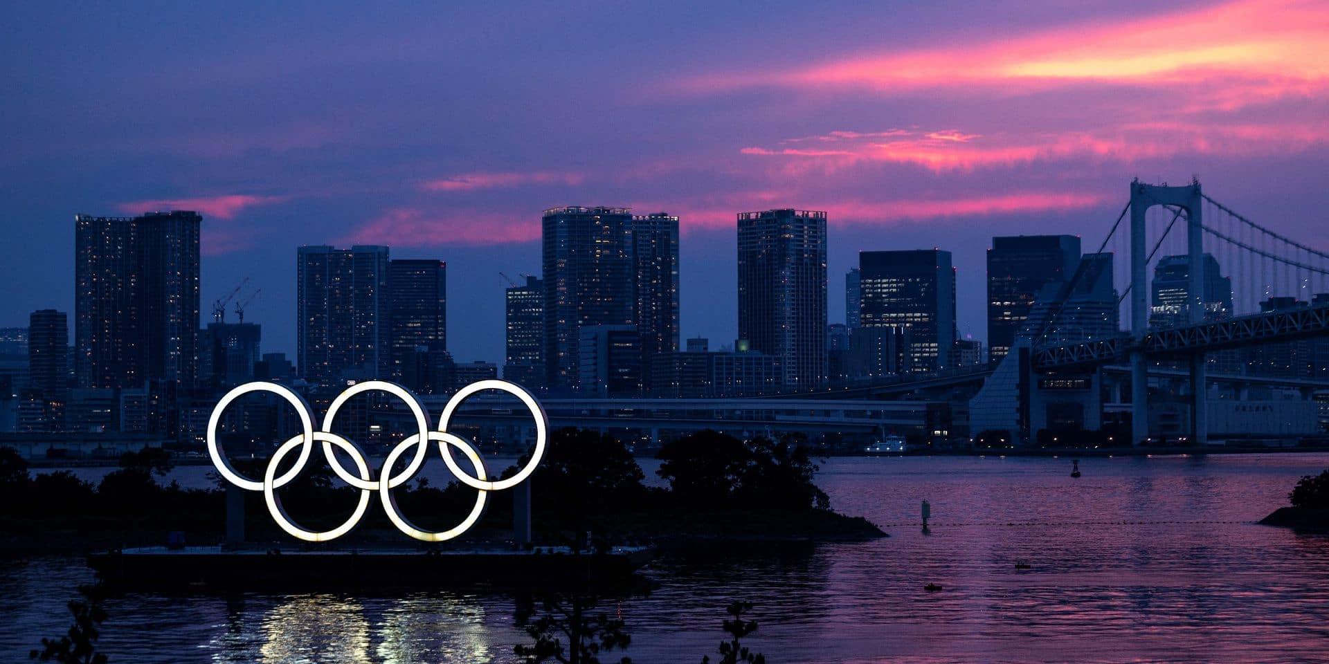 7 Belges sur 10 ne sont pas intéressés par les Jeux olympiques de Tokyo