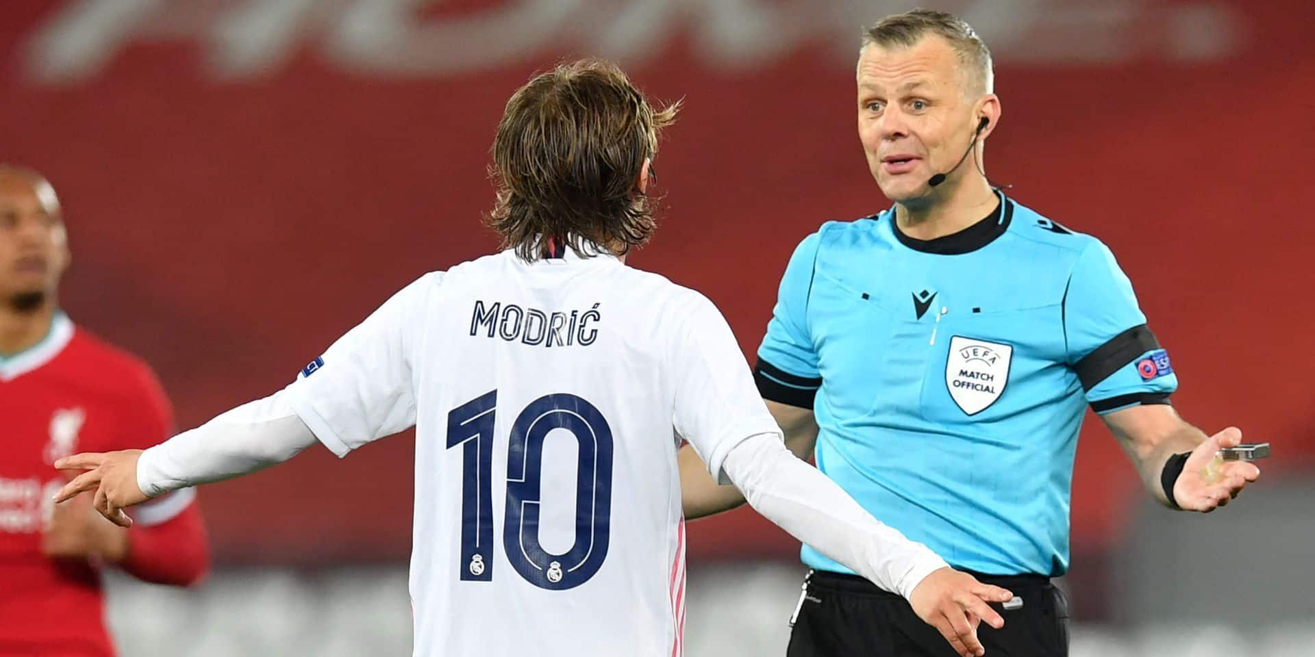 L'arbitre néerlandais Björn Kuipers dirigera la demi-finale retour Manchester City - PSG