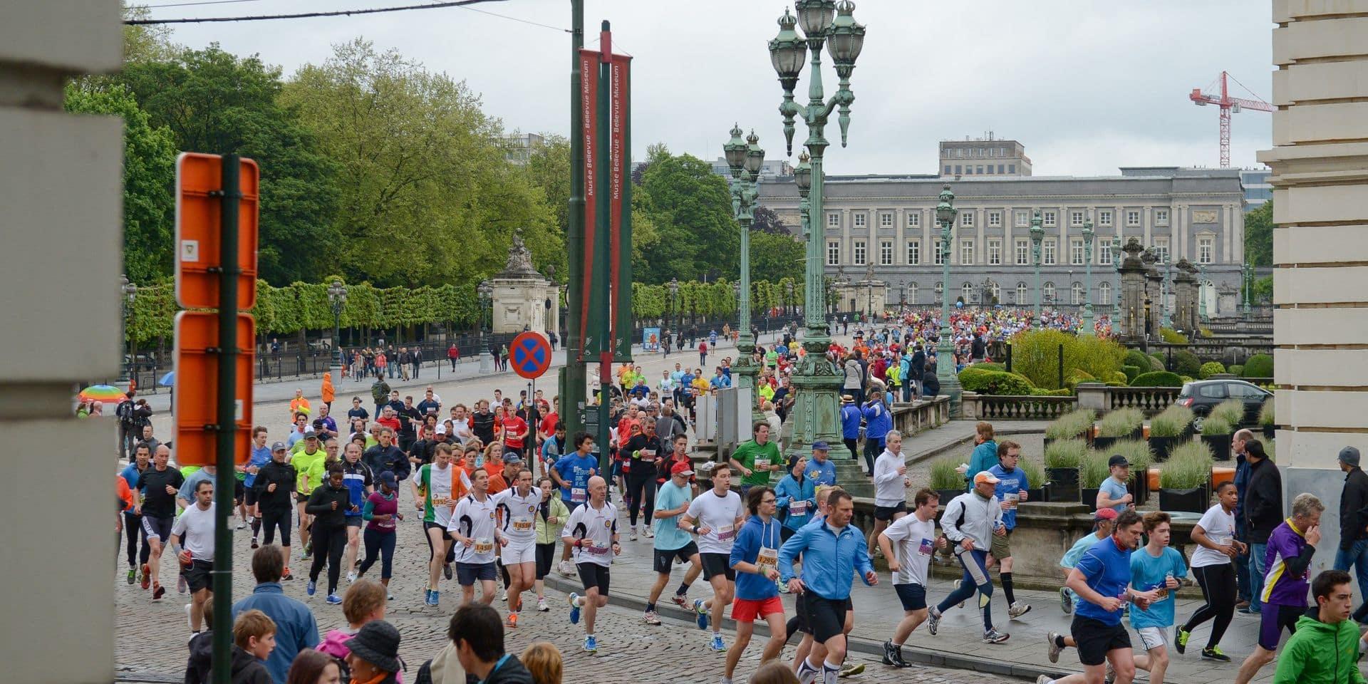 Les 20 kilomètres de Bruxelles reportés au mois de septembre à cause du coronavirus