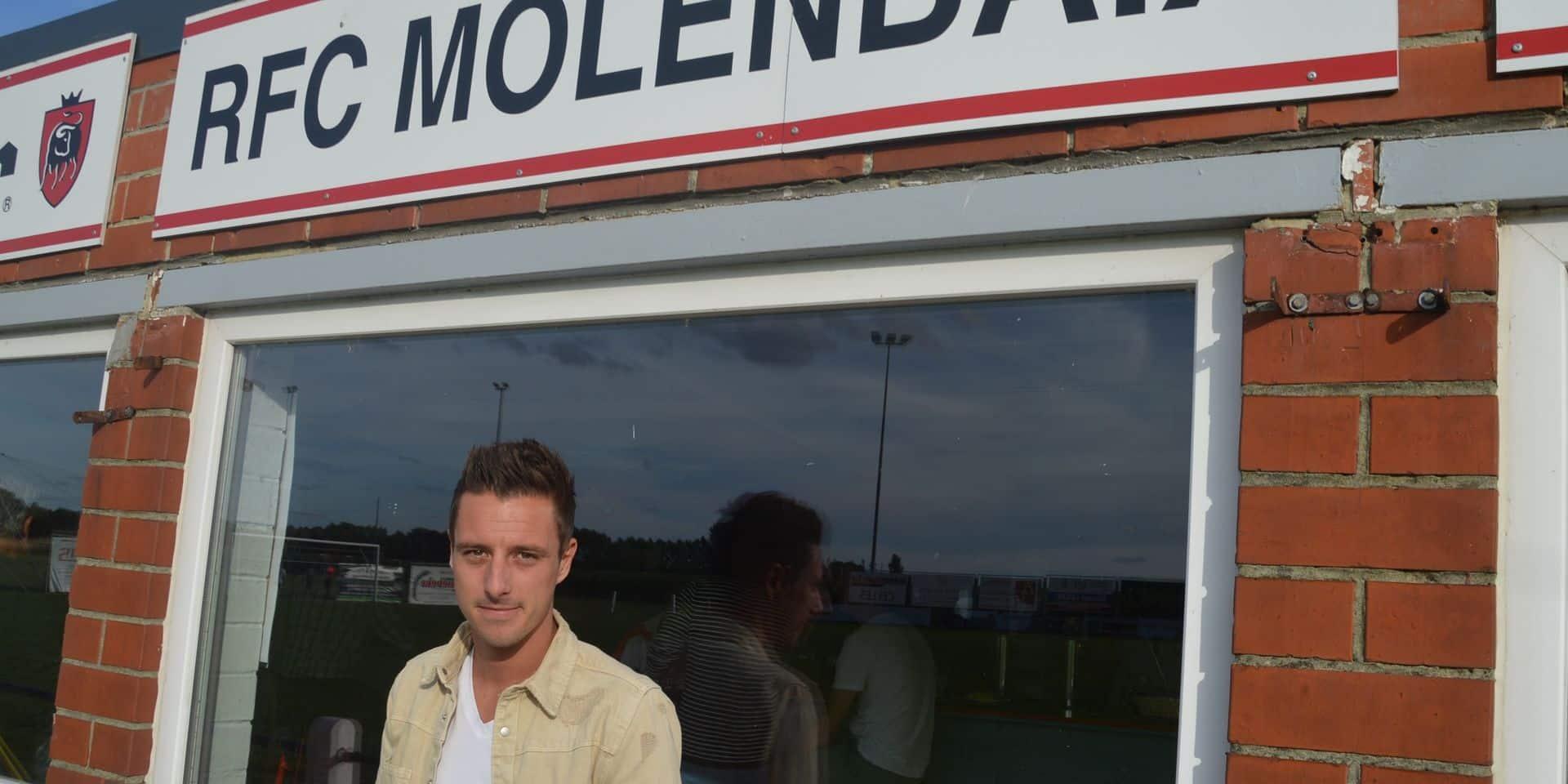 Présenté comme une attraction, Florian Dezitter sera-t-il l'arme fatale de Molenbaix ?