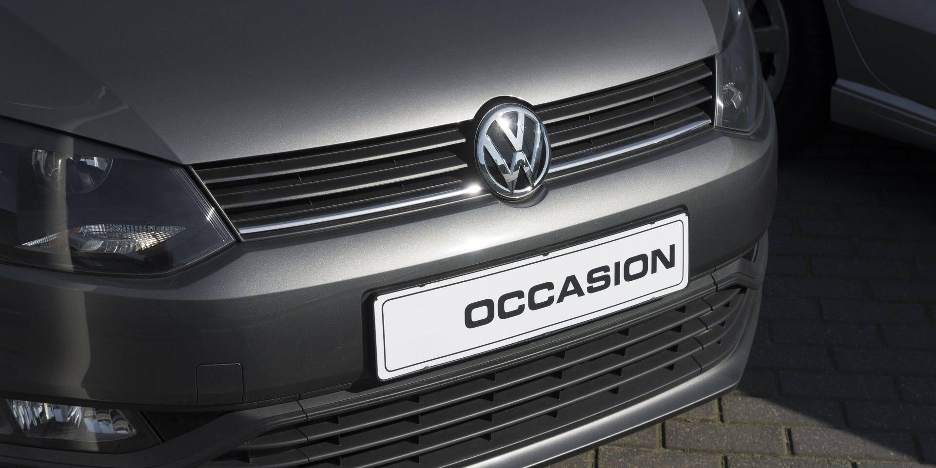 Les Belges achètent plus de véhicules d'occasion depuis le début de la crise sanitaire