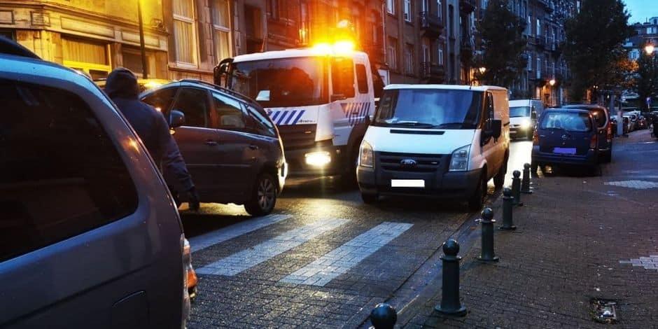 Saint-Gilles : 68 dépannages immédiats pour stationnement dangereux - dh.be