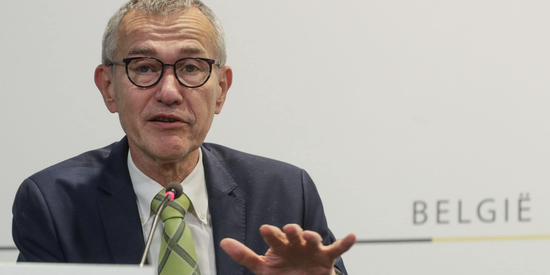 """Frank Vandenbroucke: """"Ce que De Croo a dit, c'est que se faire vacciner est un acte de solidarité"""""""