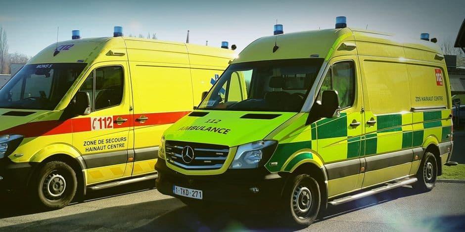 Accident sur une cabine haute tension à Florennes : un ouvrier d'Orès grièvement blessé