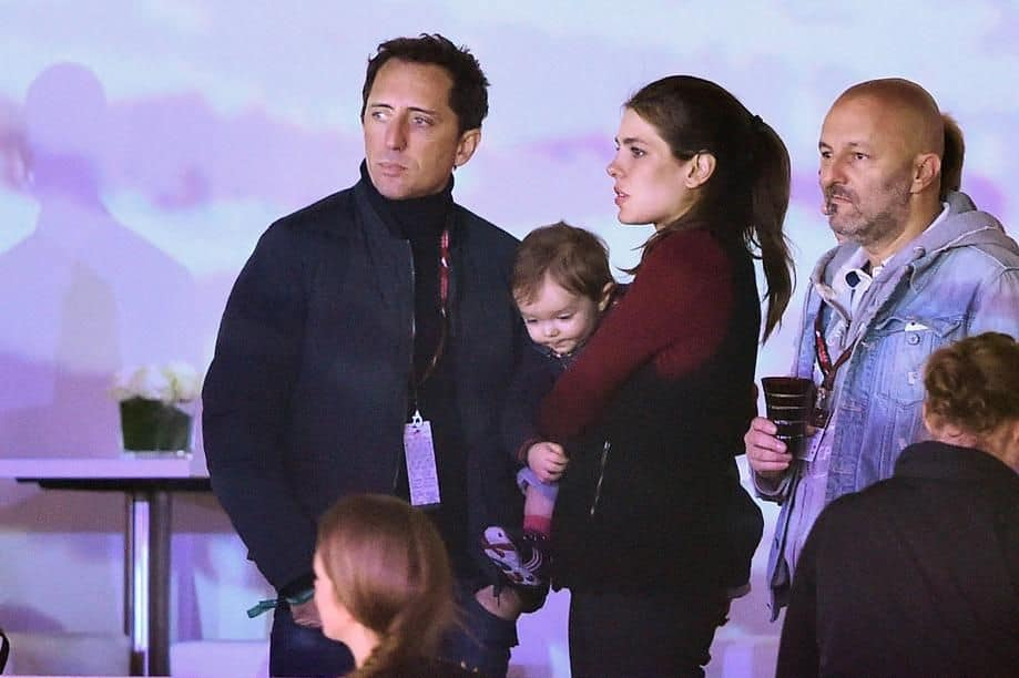 En 2013, naît Raphaël, premier enfant de Charlotte Casiraghi