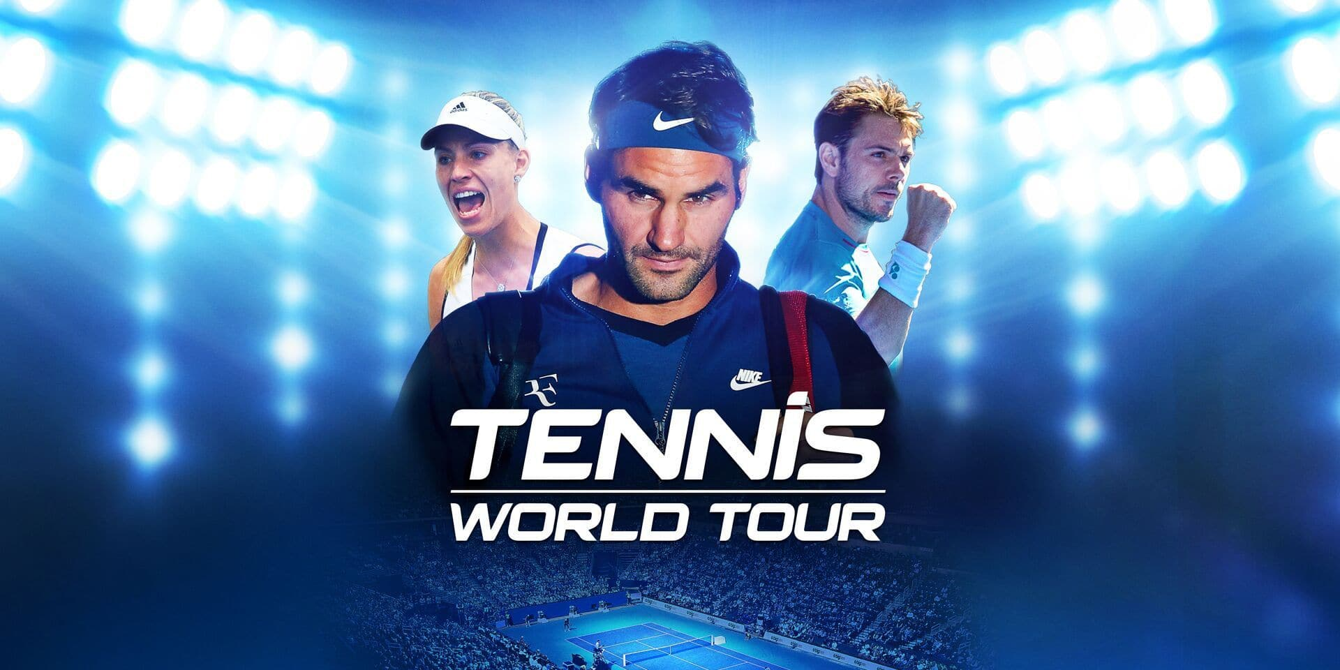 Tennis World Tour: double-faute !