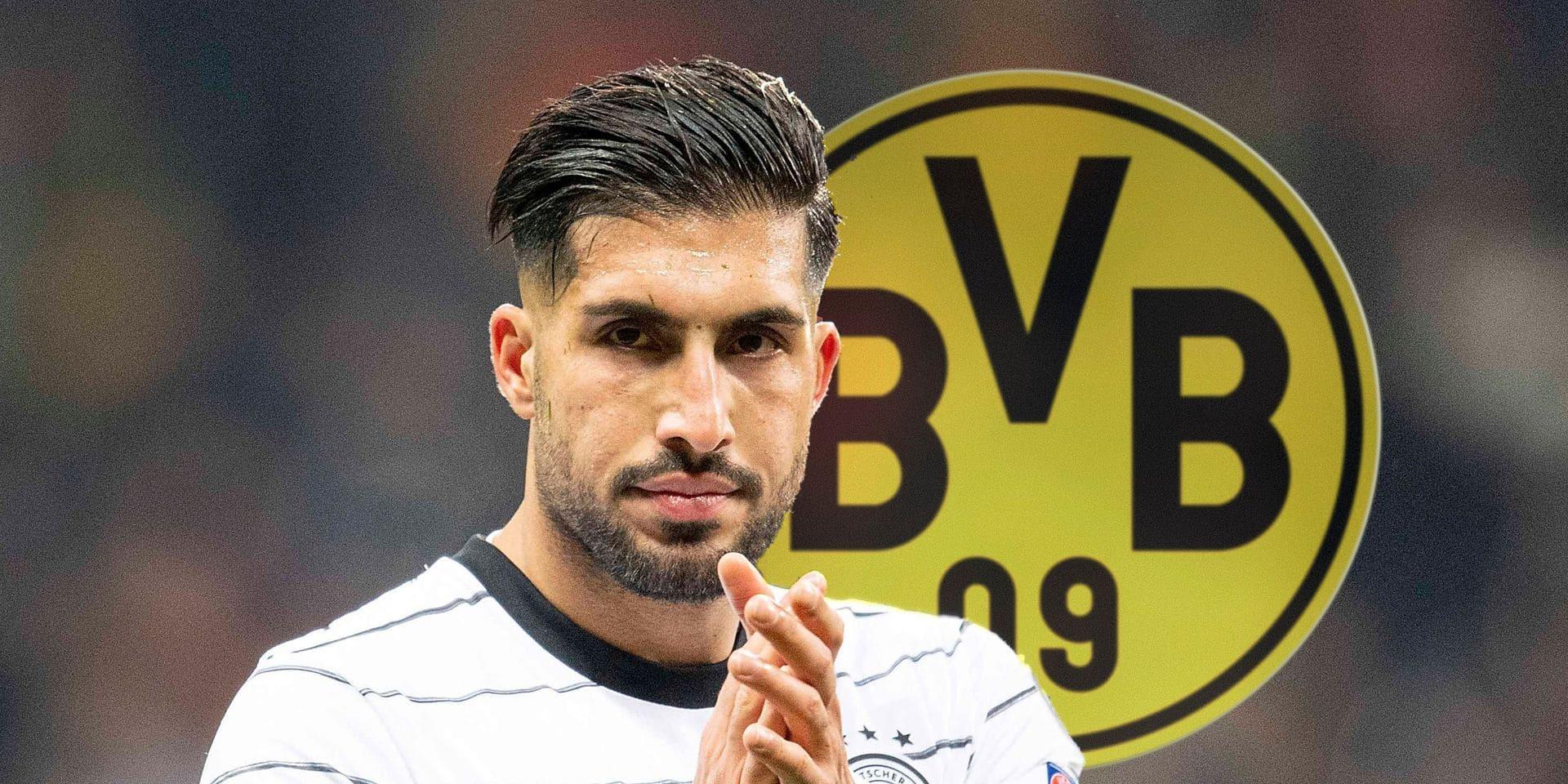 Revivez les derniers instants du mercato hivernal: Emre Can officiellement à Dortmund, Man Utd tiendrait son attaquant!