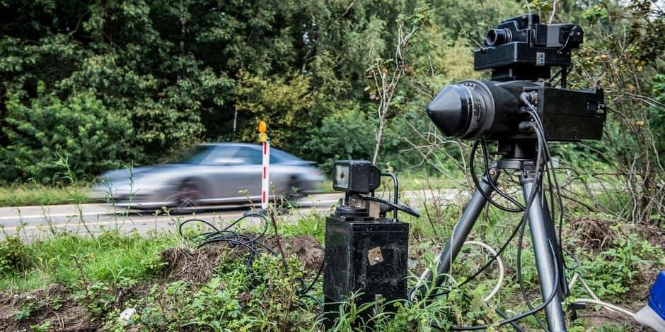 A 95km/h en Porsche dans une zone limitée à 50!
