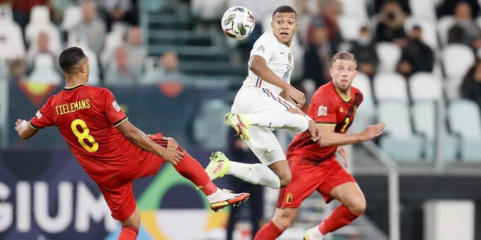 La France renverse les Diables rouges et se hisse en finale de la Ligue des Nations (2-3)