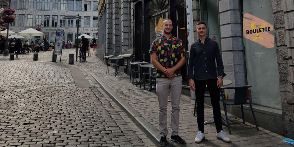 Mons: un bar à boulettes ouvre en centre-ville