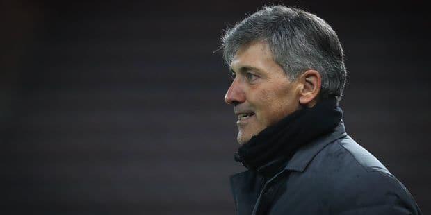 """Mazzù reprend déjà Angella pour affronter Bruges : """"Je dévie un peu de ma cohérence"""" - La DH"""