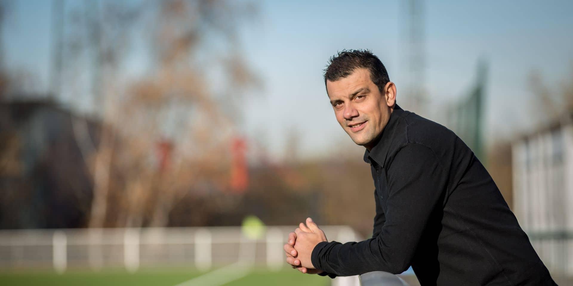 Fabrice Pieroni ne reprendra pas le foot