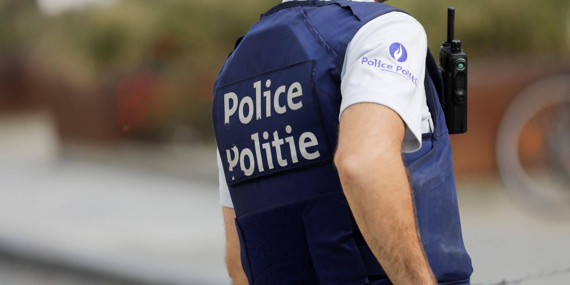 """La prison ferme pour celui qui avait traité un policier de """"sale Belge"""""""