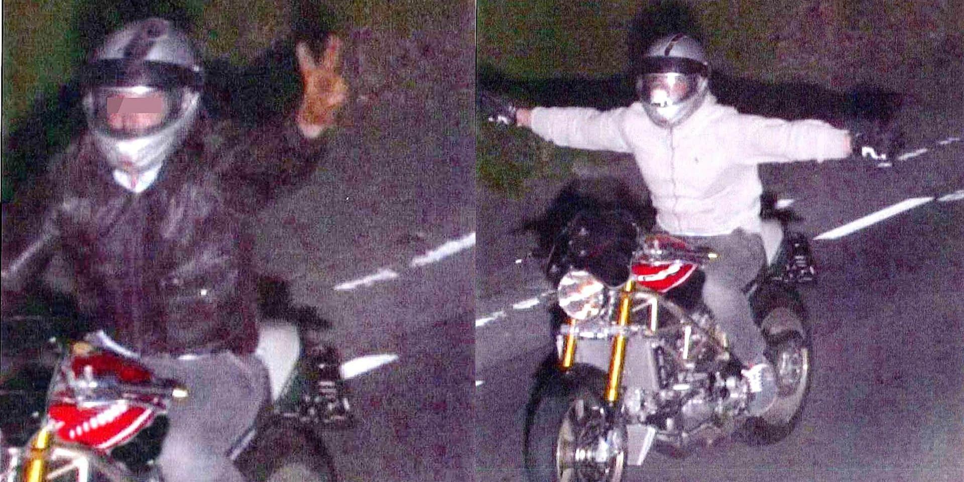 Il provoque la police en se faisant flasher : deux selfies-radar qui coûtent très cher à ce motard !