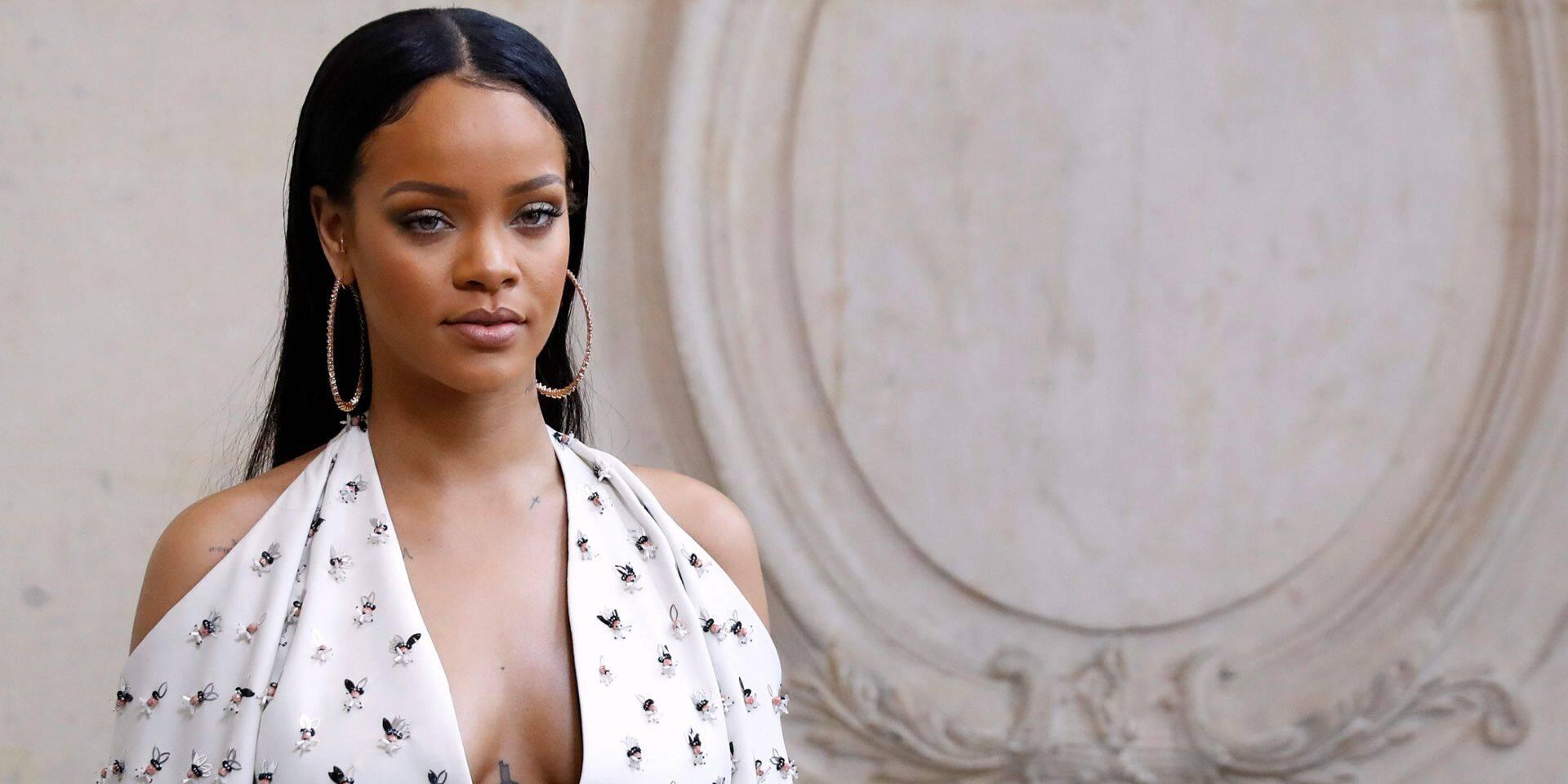 Rihanna dépasse les Beatles et Jay-Z dans les classements