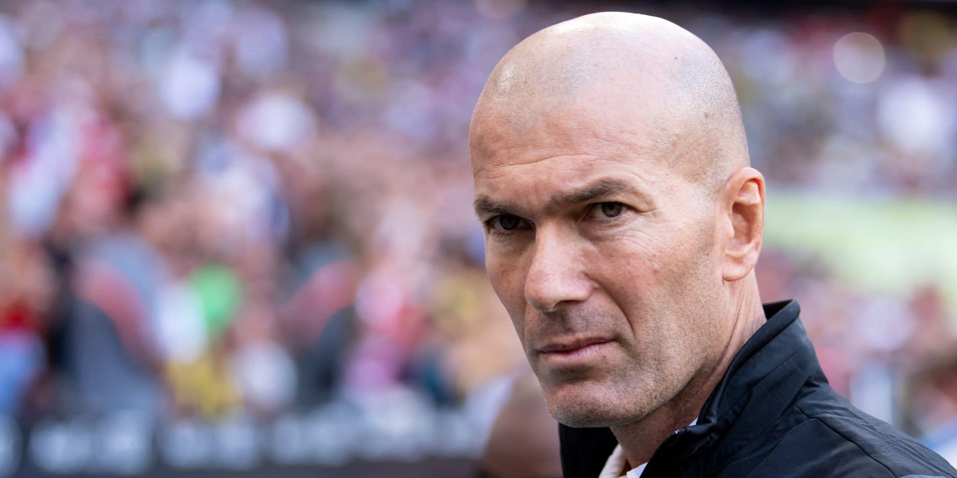 """""""Je n'aime pas jouer sans public"""": Zinédine Zidane s'exprime avant le retour de la Liga"""