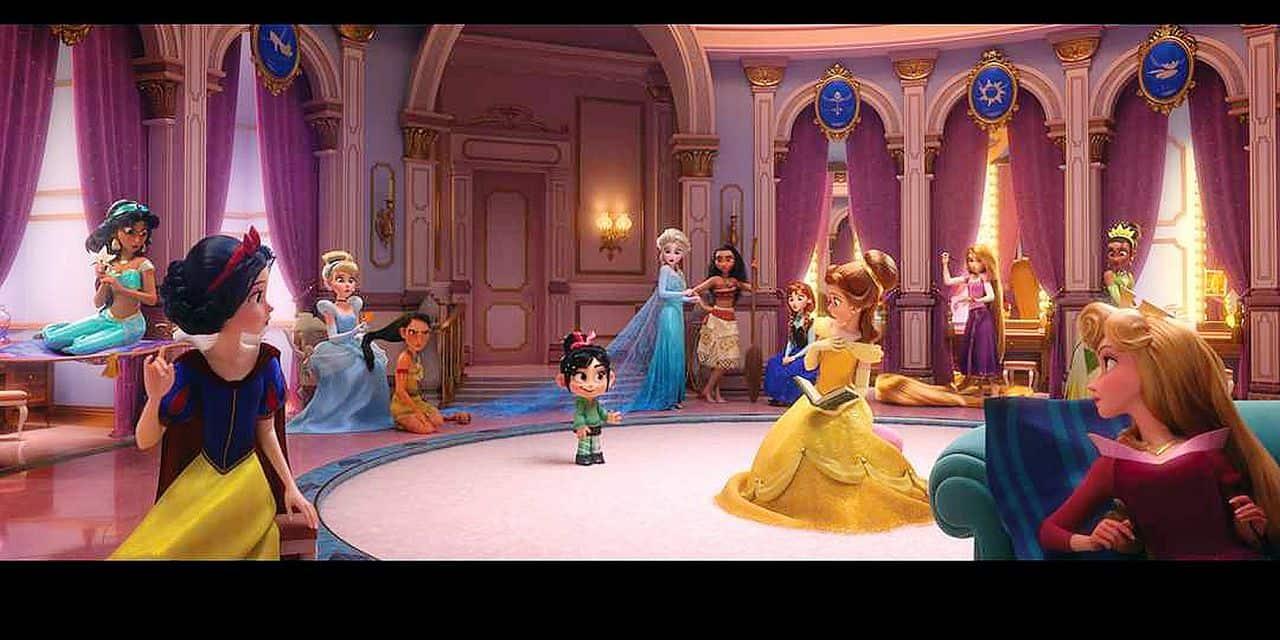 Les princesses Disney relookées