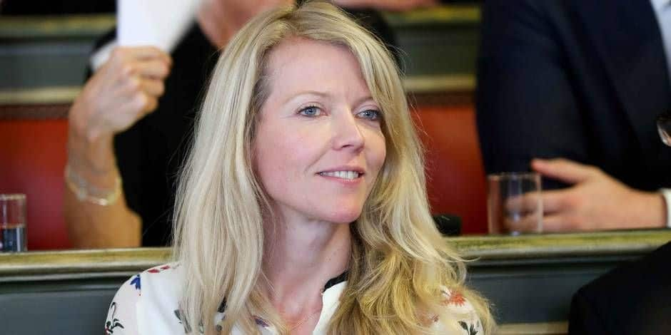 Clémentine Barzin candidate surprise à la présidence du MR, les candidatures de deux militants ne devraient pas être retenues