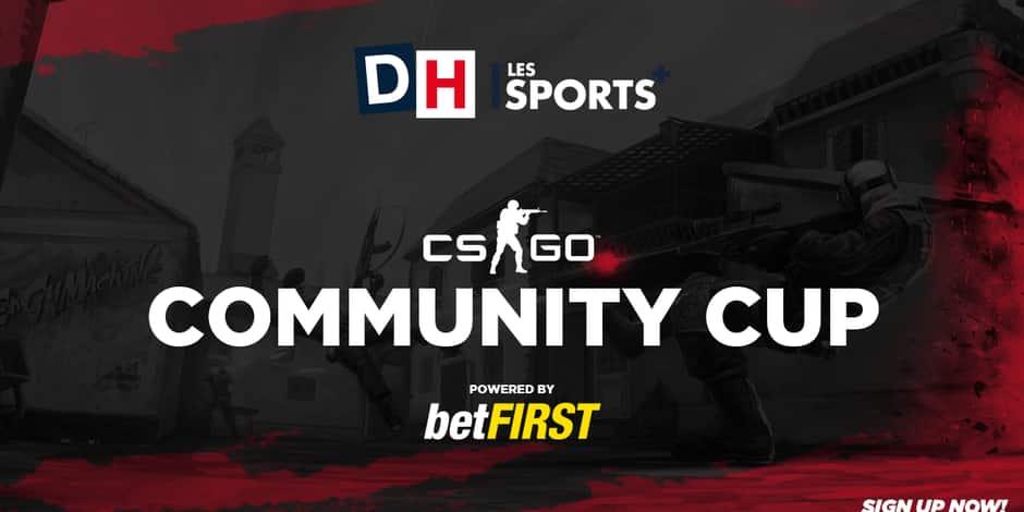 Les playoffs CS:GO de la DH Community Cup by betFIRST se jouent ces samedi et dimanche !