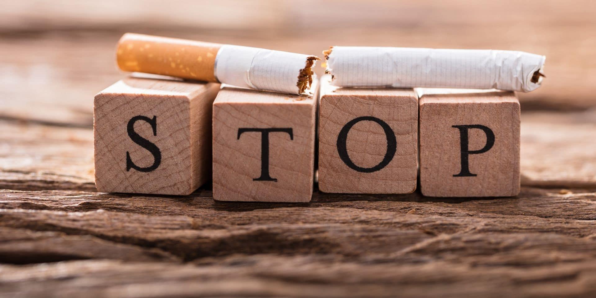 Steve Huyghe a arrêté de fumer il y a trois ans: il a fait l ...