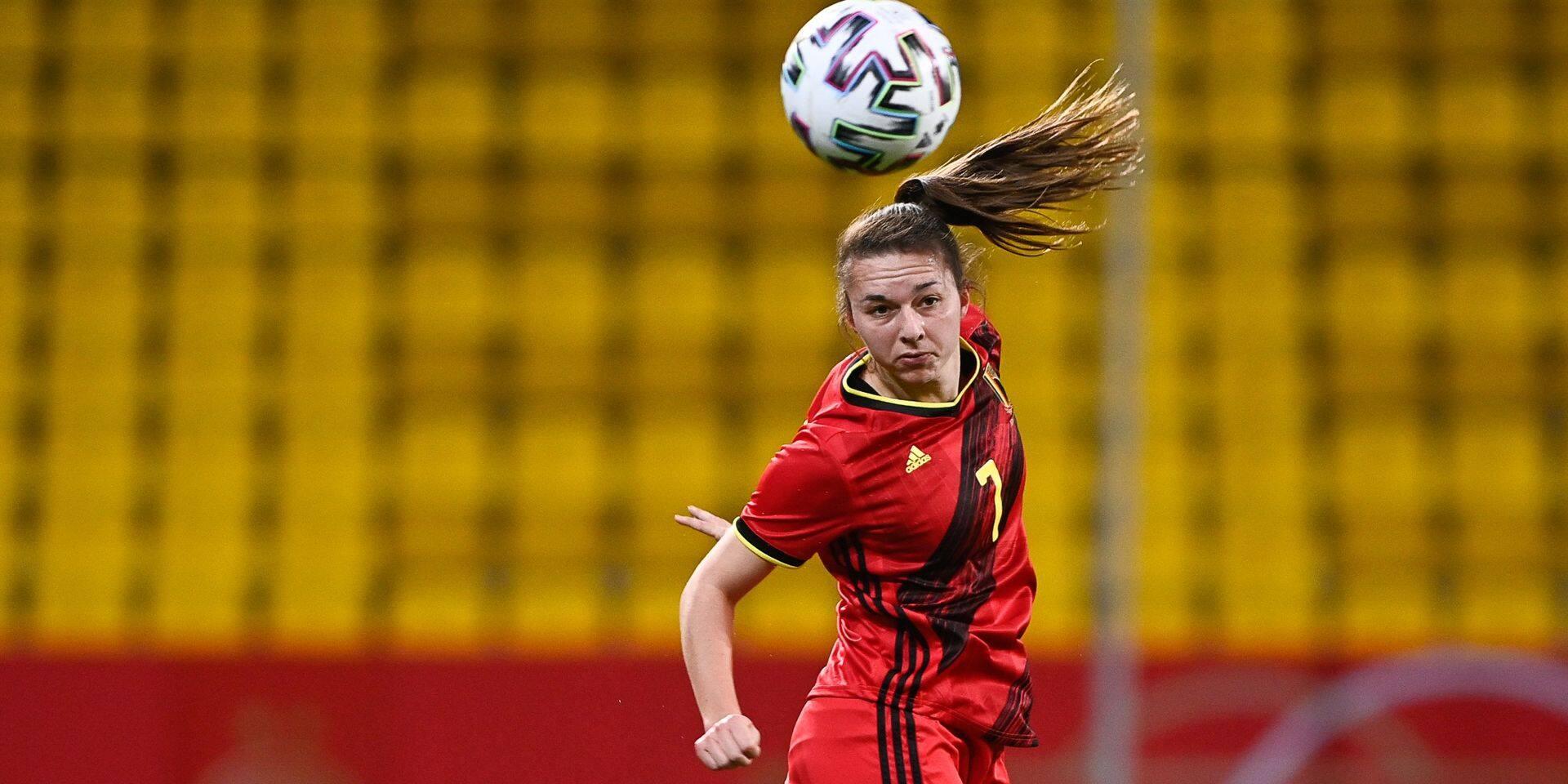Red Flames: Jody Vangheluwe et Ella Van Kerkhoven quittent le groupe avant la Norvège et l'Irlande