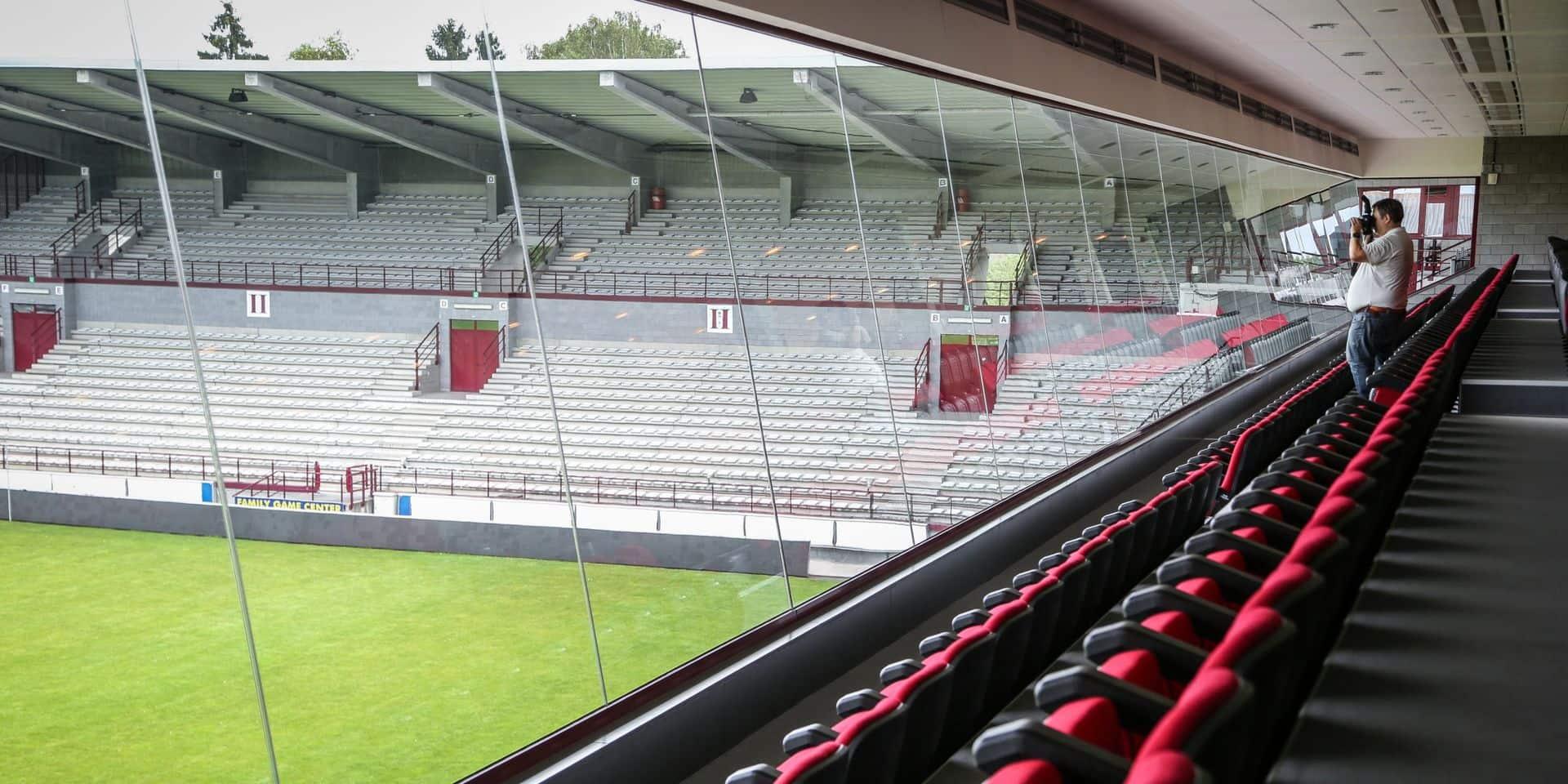 Mons: Coup d'envoi imminent pour les travaux du stade Tondreau