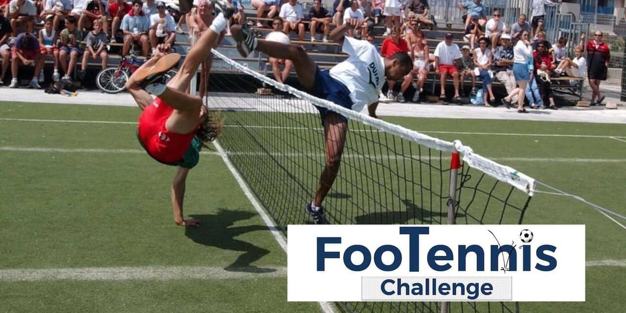 Un FooTennis Challenge à Rosières le 26 juin