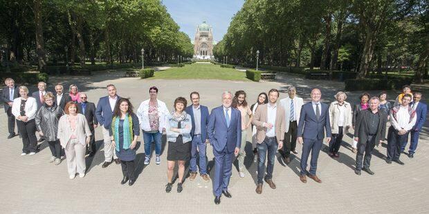 Koekelberg: Dernier mandat pour Philippe Pivin - La DH