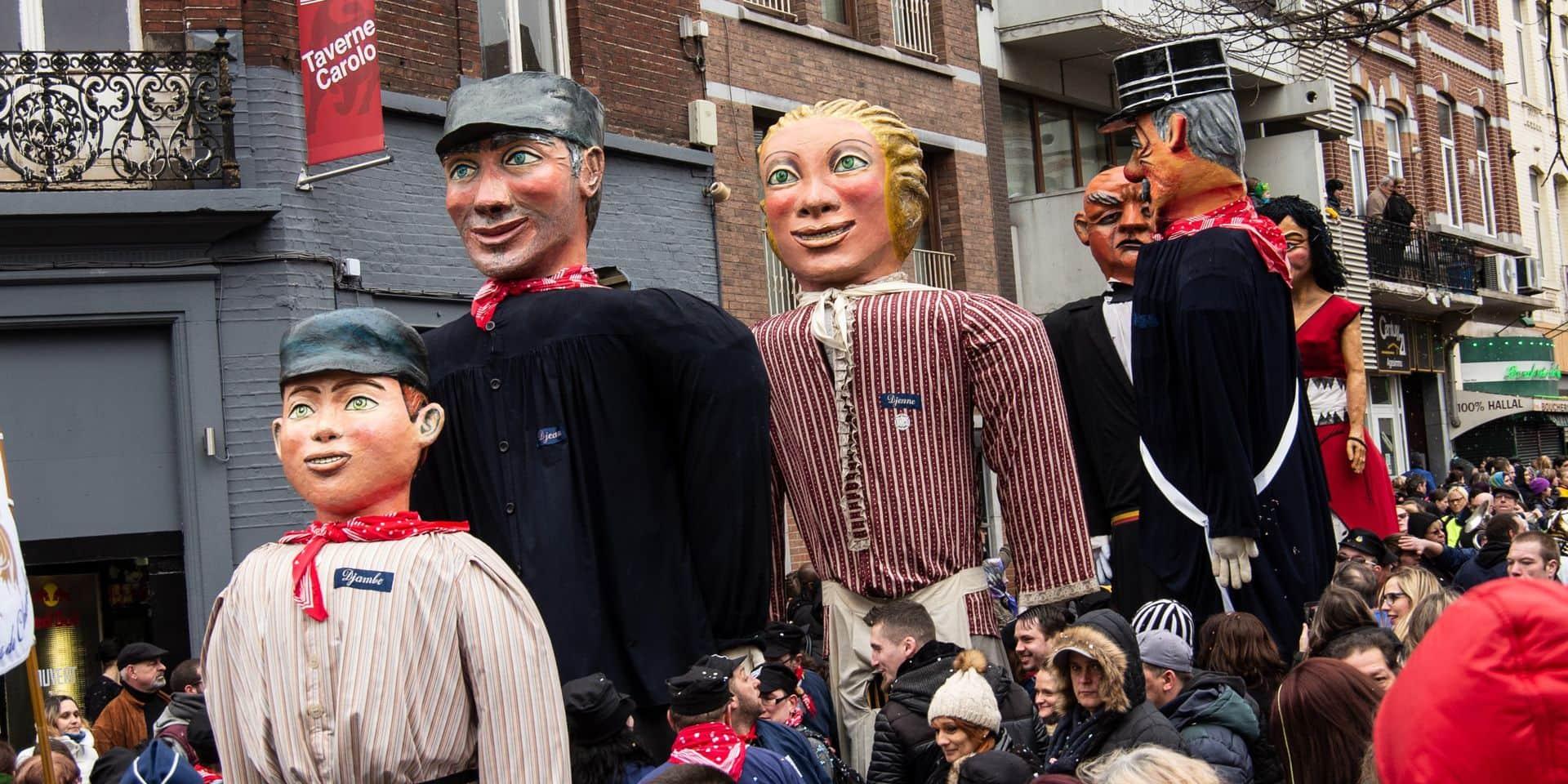 Ce mardi, c'est déjà carnaval à Charleroi