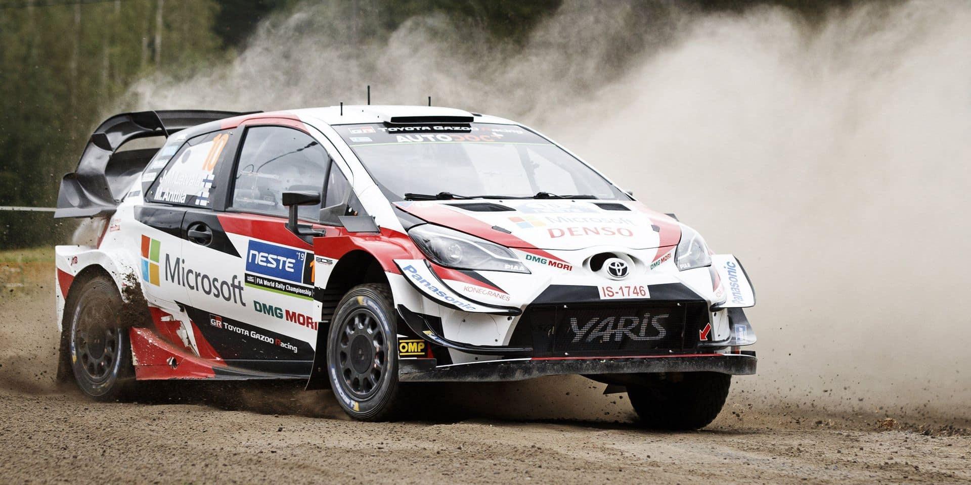 WRC: Alternance des rallyes, absence de Loeb en Allemagne, retour de Breen, tests de Neuville