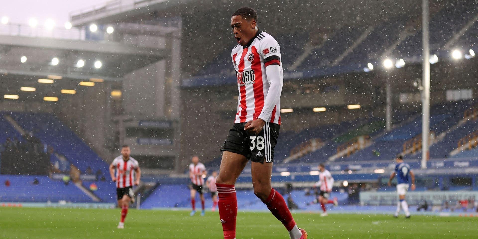 Daniel Jebbison devient le plus jeune titulaire à inscrire un but en Premier League (VIDEO)