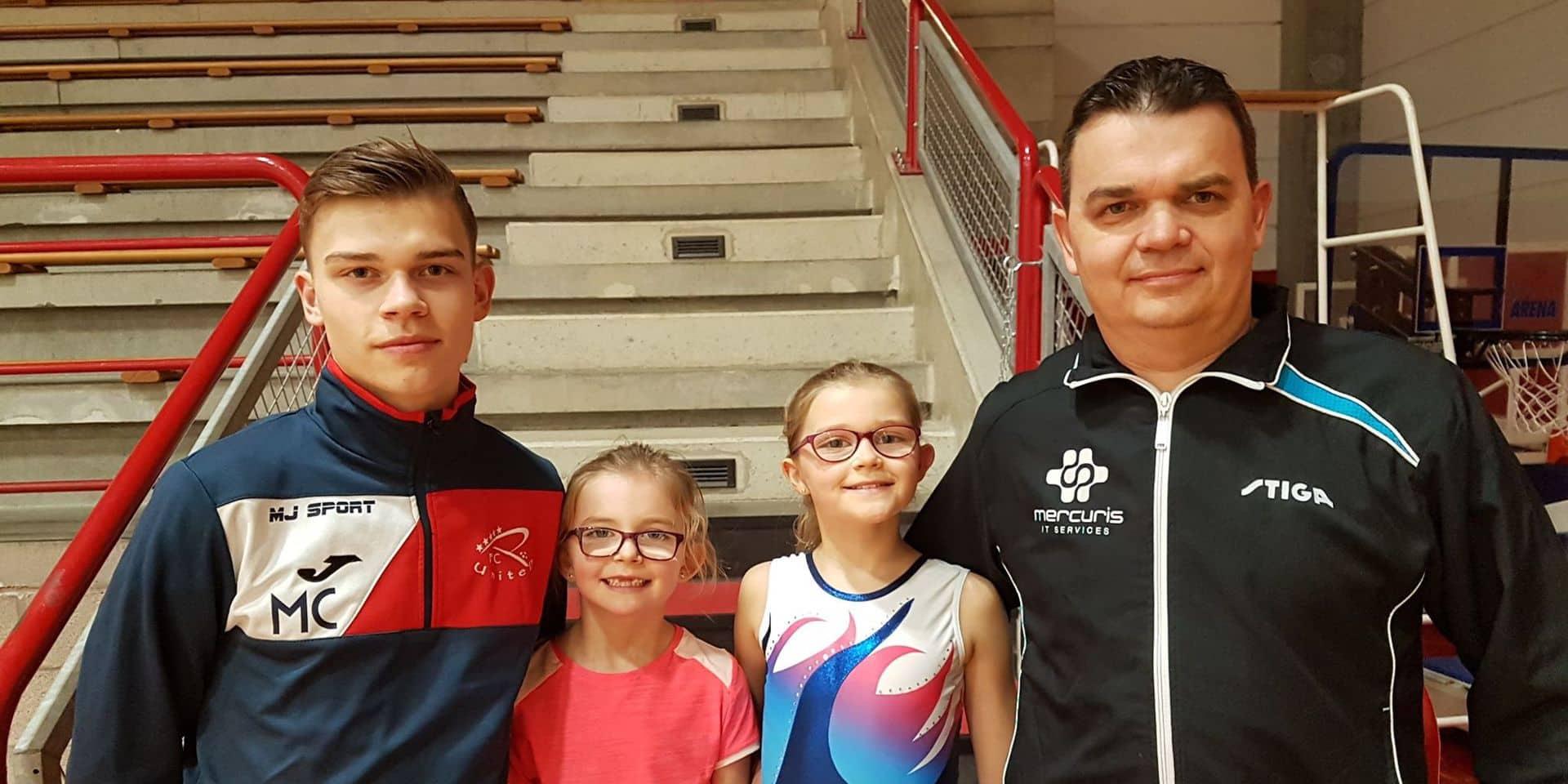 Les Colpin : une famille de sportifs