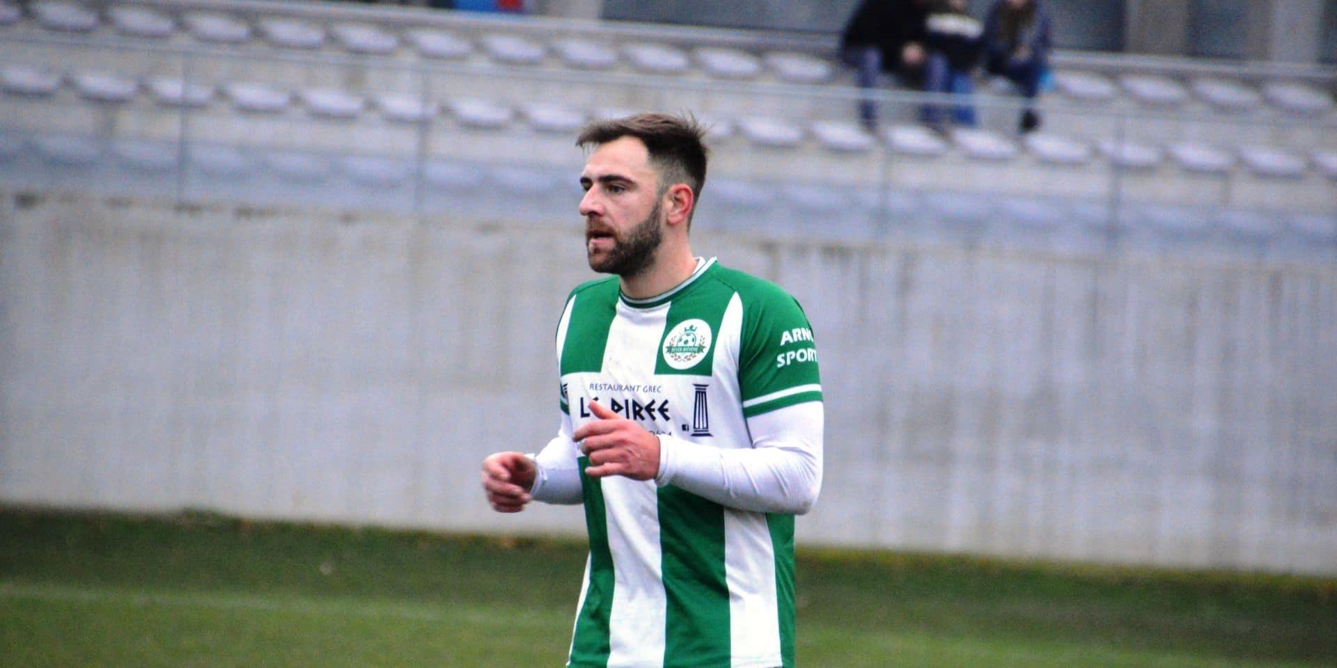 """Julien Delbecq quitte la P1 pour la P2: """"Enghien aura des ambitions"""""""