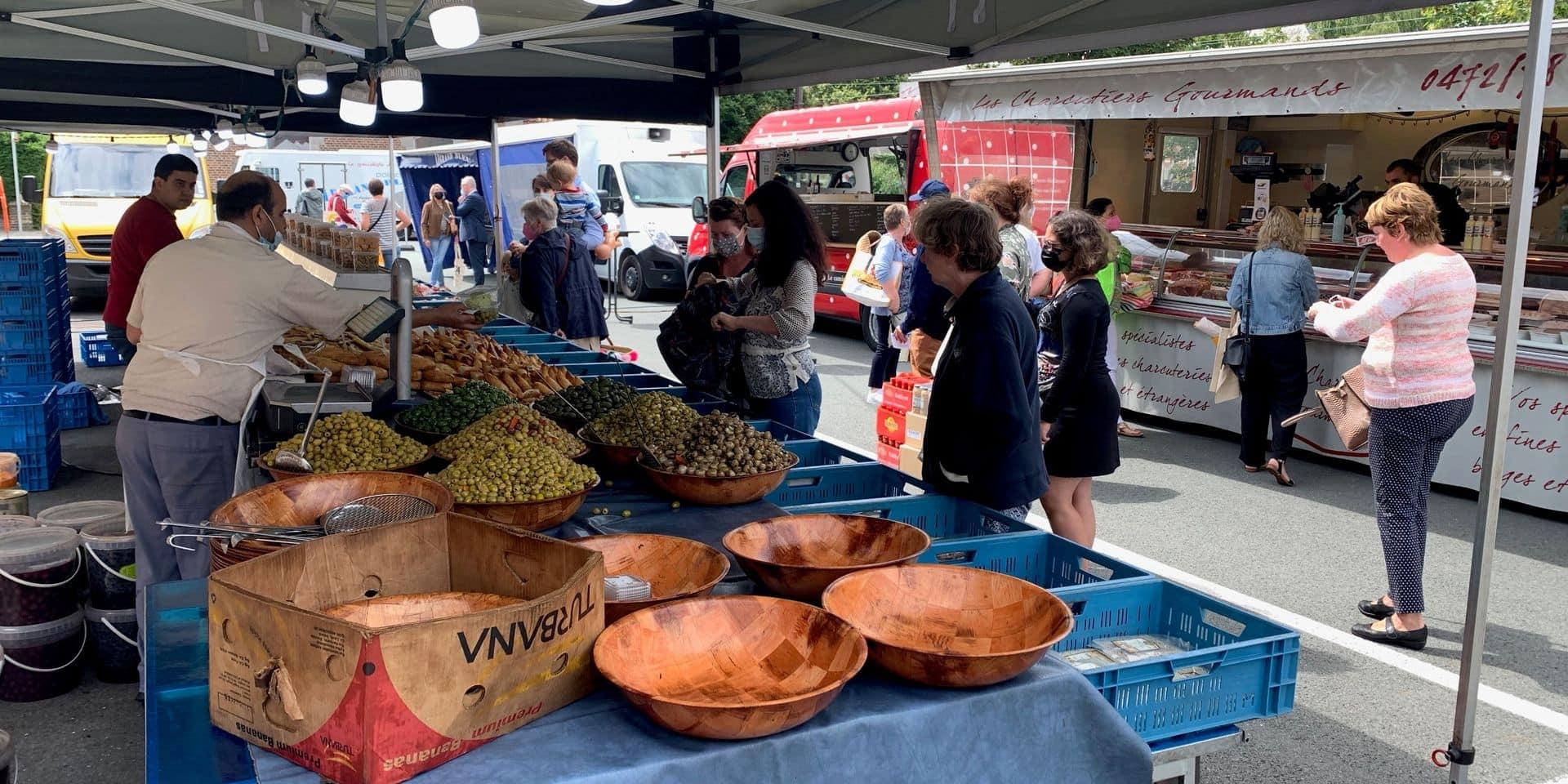Lancement réussi pour le marché de Lillois