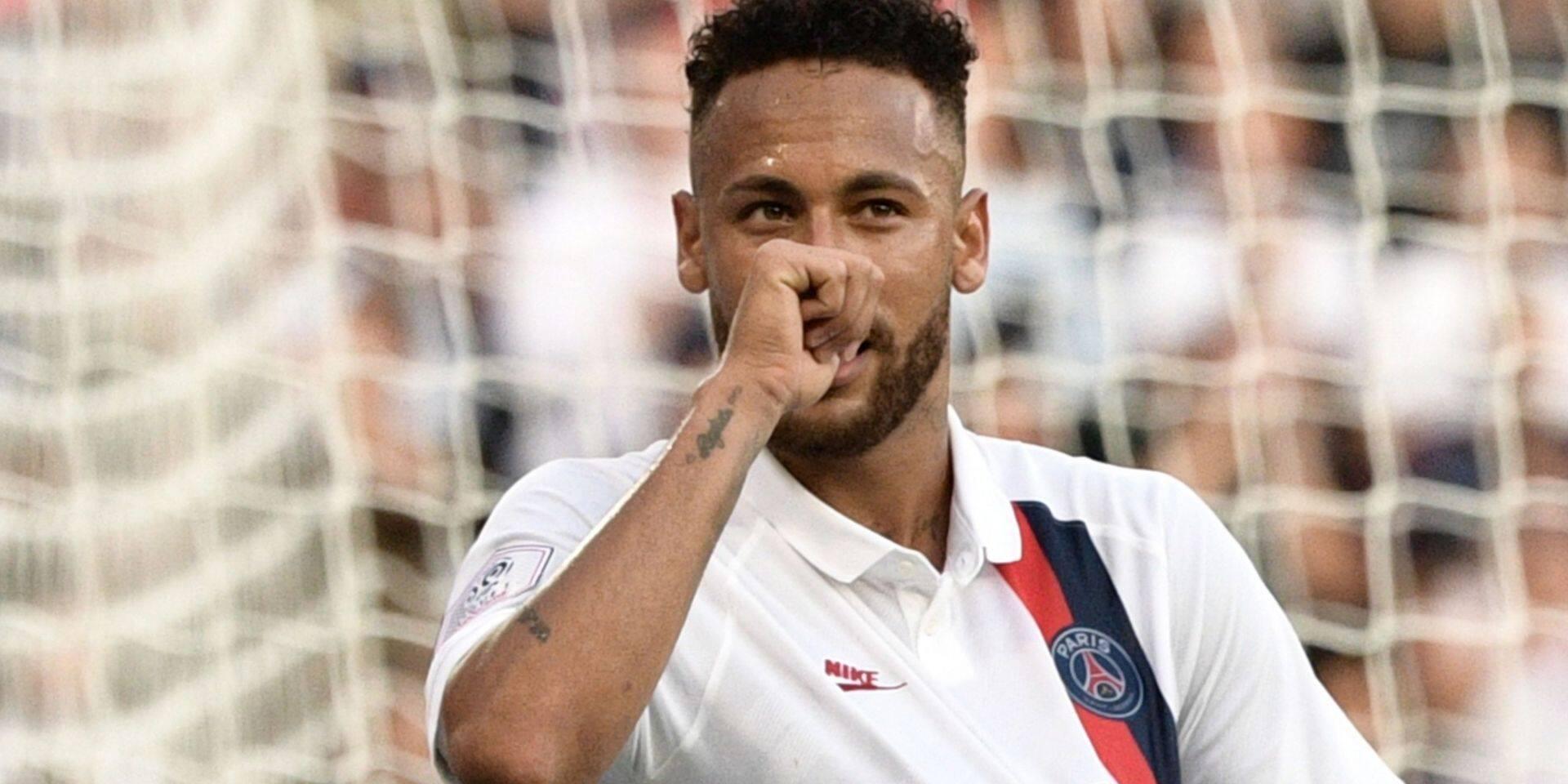 """Les """"Toiss"""", ces amis proches de neymar payés 11.000 € par mois"""
