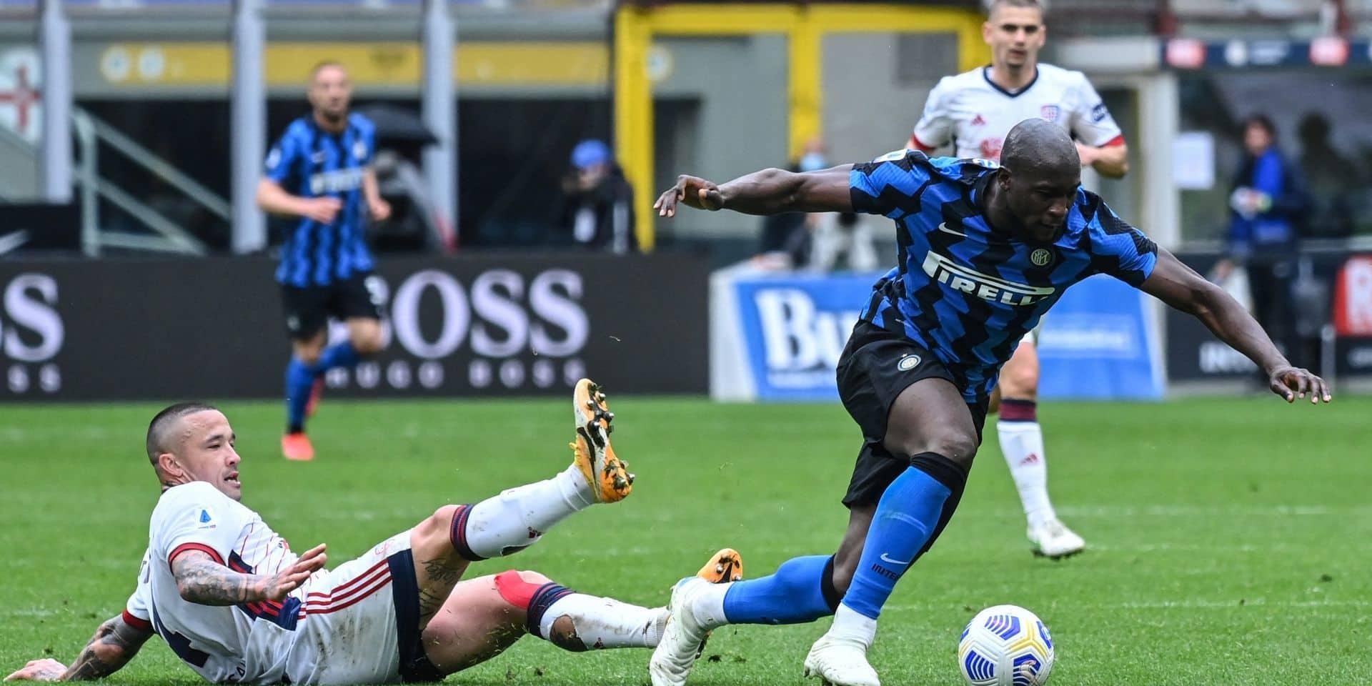 Lukaku et l'Inter poursuivent leur route vers le Scudetto avec un 11e succès de rang