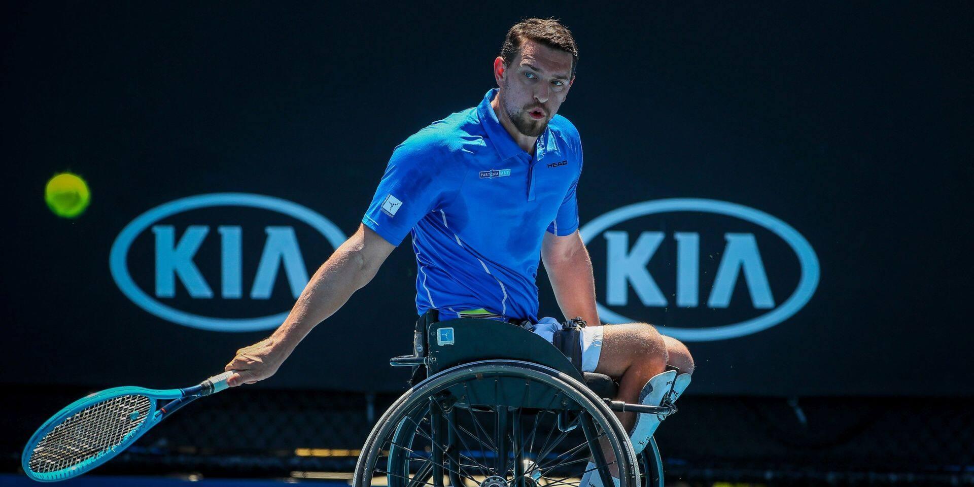 L'Open d'Australie espère pouvoir accueillir le tennis en fauteuil roulant