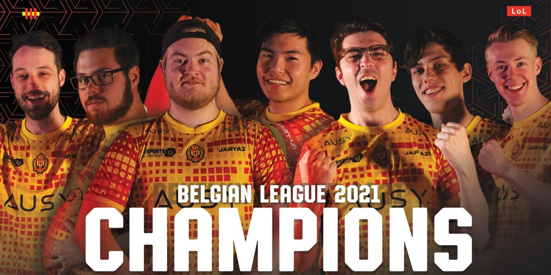 League of Legends : Au salon Made in Asia, KVM Esports remporte les Belgian League Country Finals