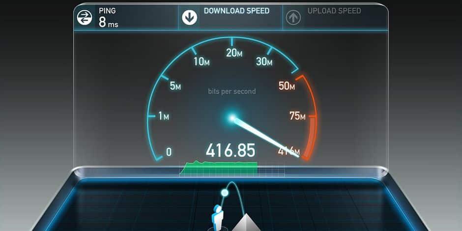 VOO passe un cap en matière de vitesse Internet : le 400 Mbps débarque