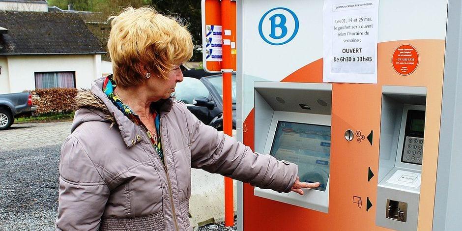 Les horaires des guichets SNCB seront adaptés en province de Luxembourg