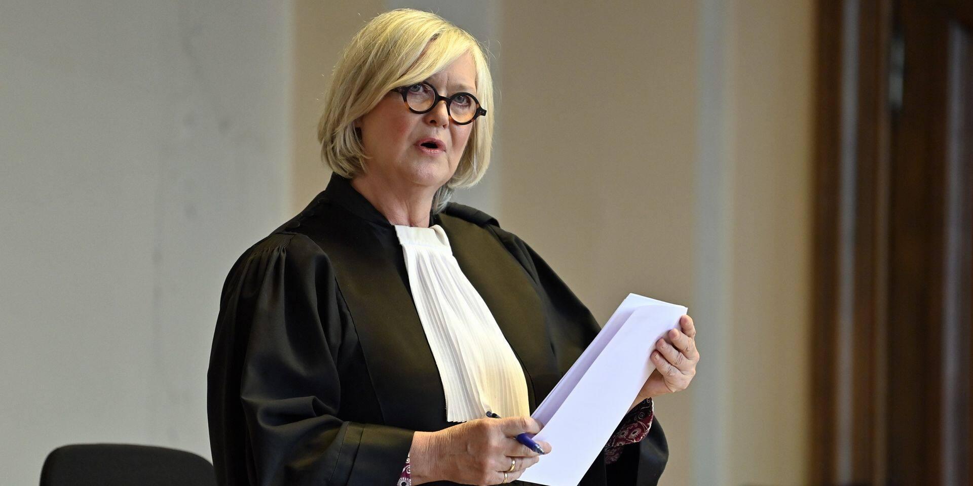 Assises de Namur : l'avocat général requiert 25 ans de prison à l'encontre de Lonnie Meunier