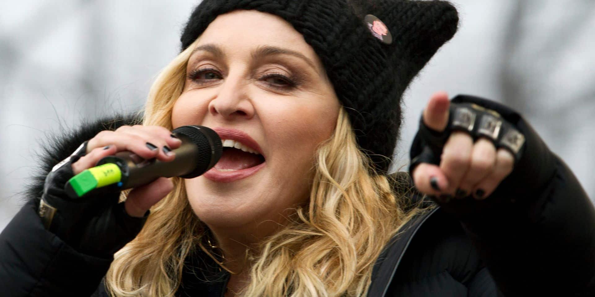 """""""Happy Birthday to Me"""": quand Madonna célèbre l'une de ses polémiques"""