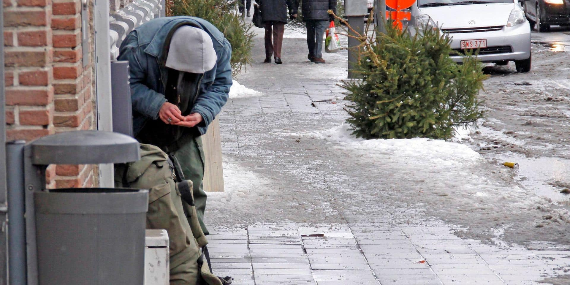 Ixelles propose des mesures pour soutenir les personnes précaires pendant l'hiver