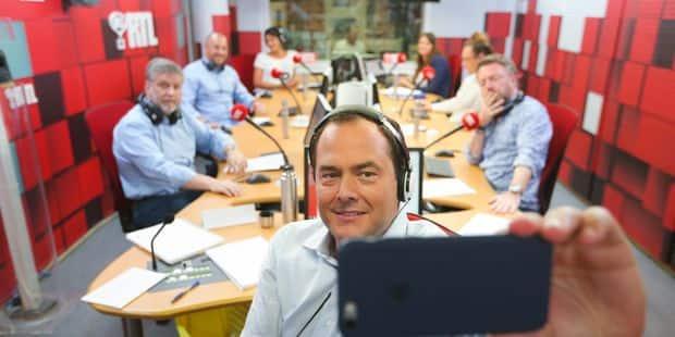 Bouleversement sur la matinale de Bel RTL: voici qui va remplacer Thomas de Bergeyck - La DH