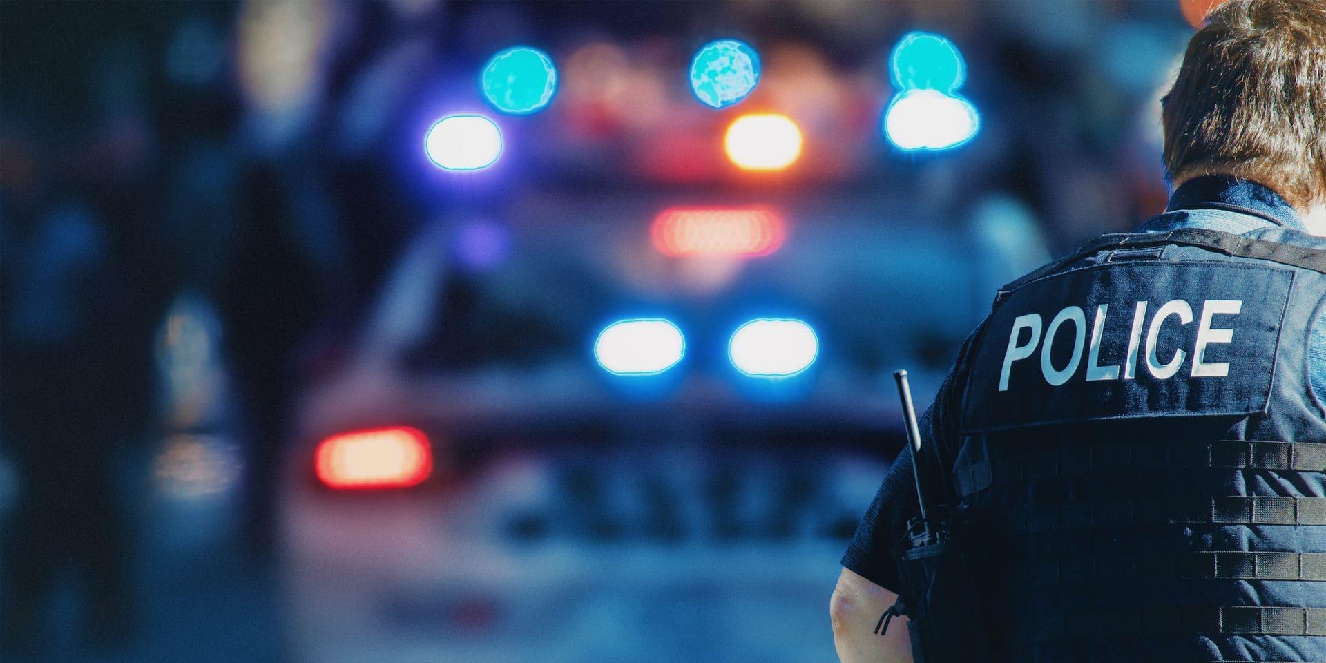 Deux morts dans une fusillade dans un bureau de poste américain