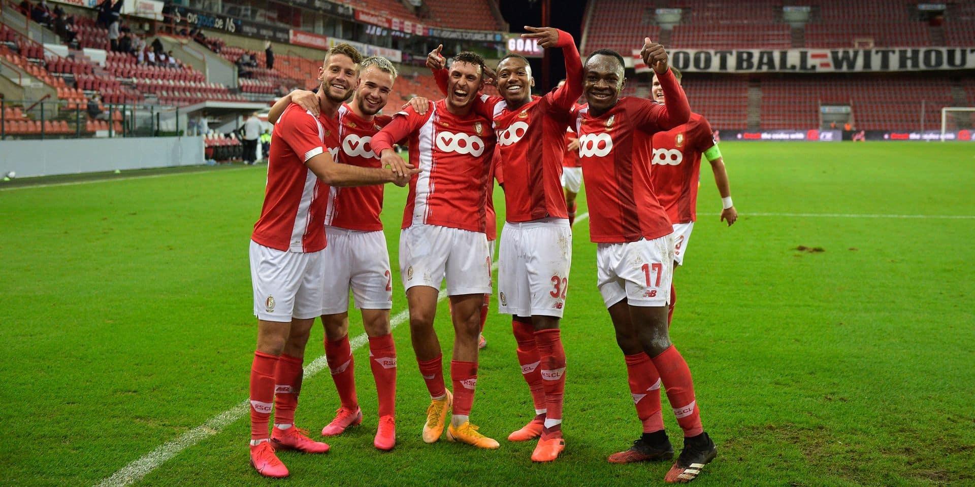 Le Standard s'impose face à Fehervar et ira en Europa League ! (3-1)
