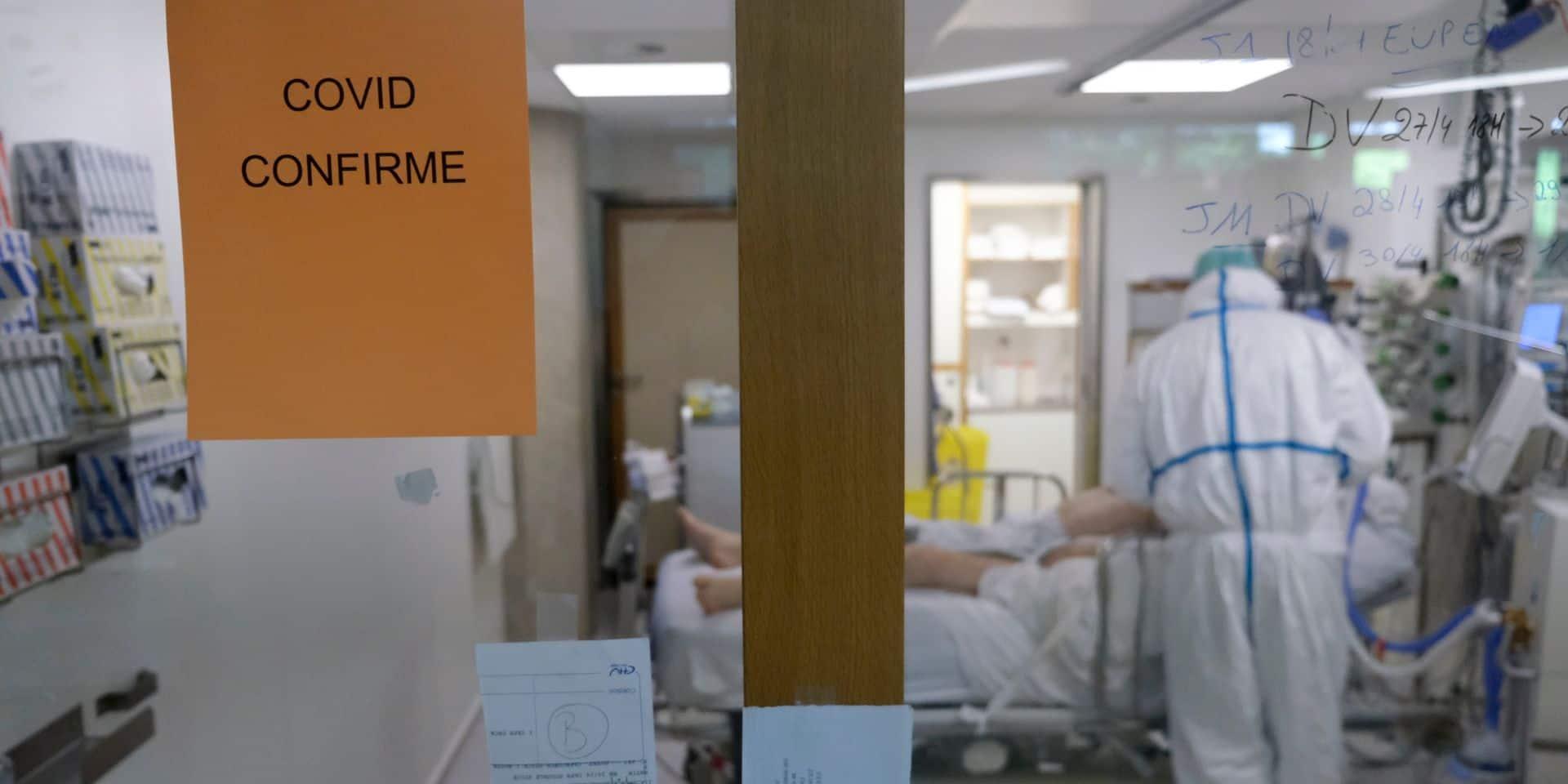 Coronavirus en Belgique: moins de 200 patients en soins intensifs