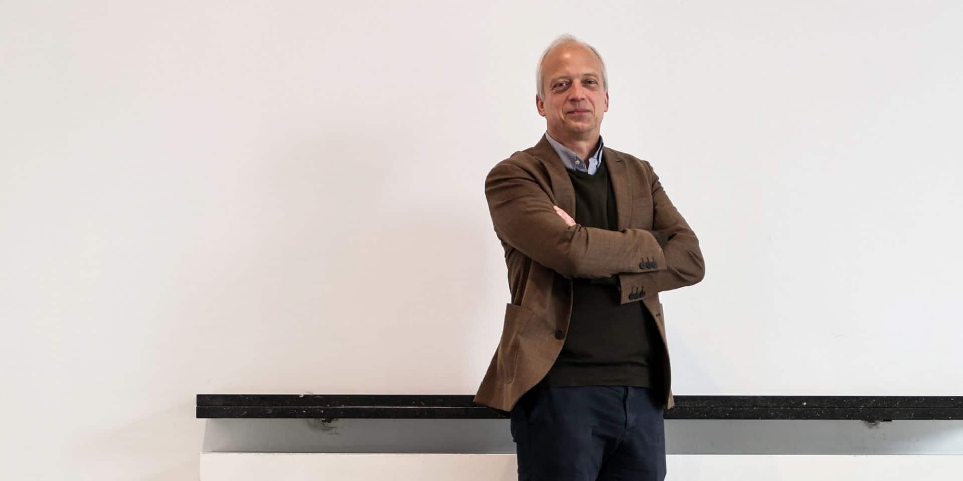 """Yves Coppieters : """"Depuis la fin de la deuxième vague, une autre stratégie est possible, mais aucun décideur n'a eu ce courage"""""""